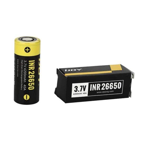 Joy 26650 Battery