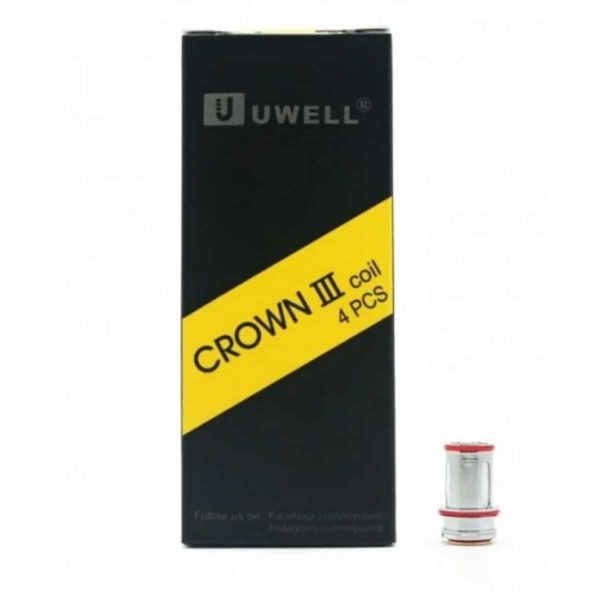 Uwell Crown III (3) Replacement Coils