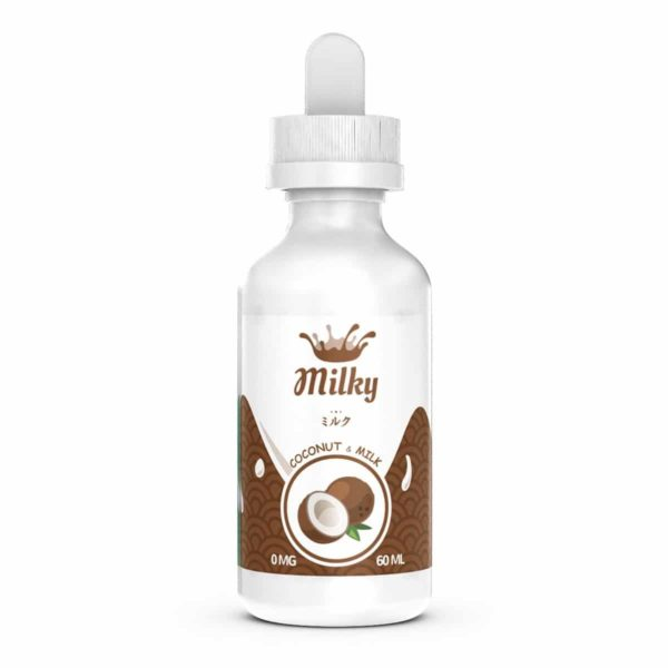 Coconut Milk by Milky E-Liquid