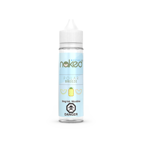 Melon Naked 100 E-Liquid (Polar Breeze)