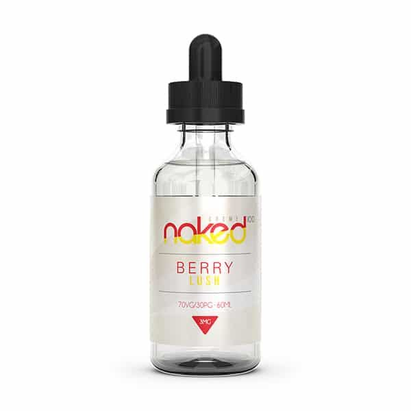 Berry Lush (60 mL) - Naked 100 Cream