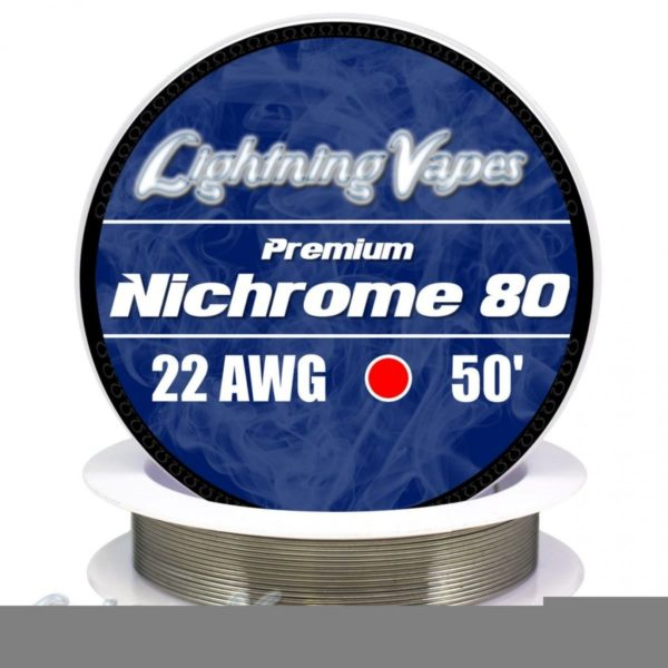 Lightning Vapes - Nichrome 80 Wire