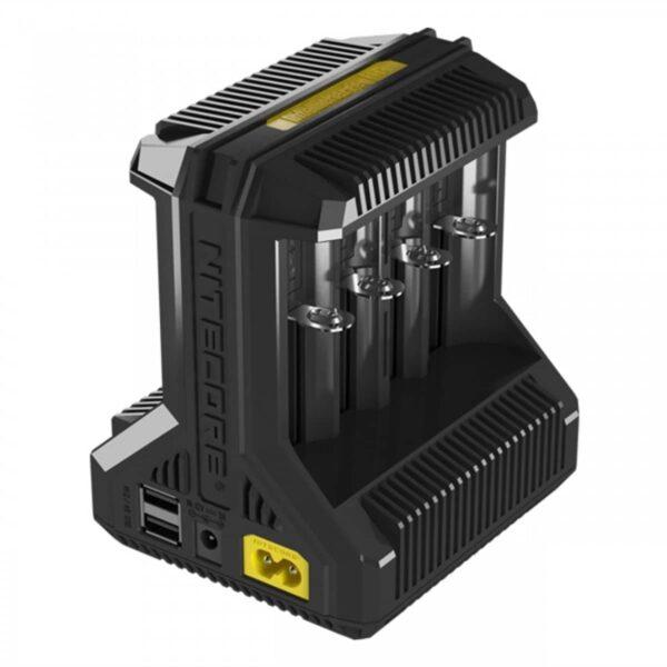 Nitecore i8 Intellicharger 8-bay Battery Charger