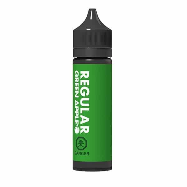 Regular Green Apple (60 mL)