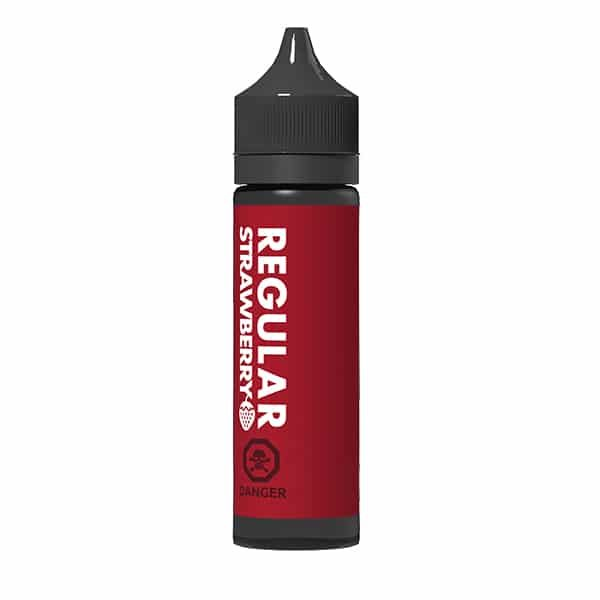 Regular Strawberry (60 mL)