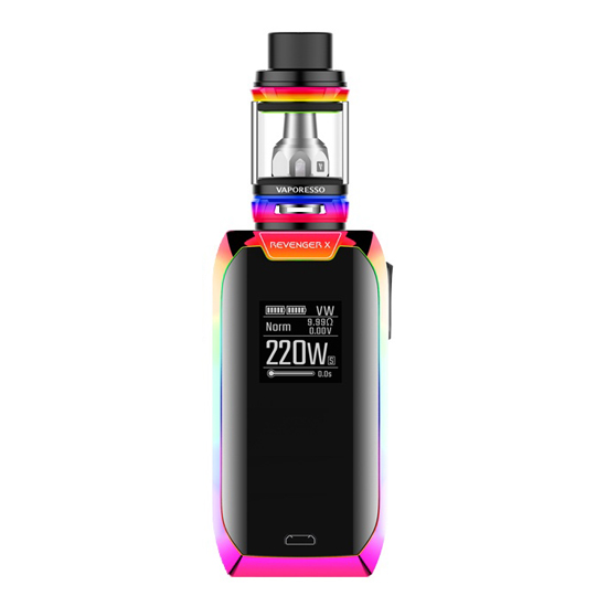 Vaporesso Revenger X 220W Touch-Control Kit with NRG Tank