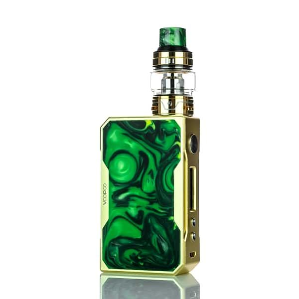 VooPoo Drag TC Kit with Uforce Tank Gold/Resin (Limited Edition)