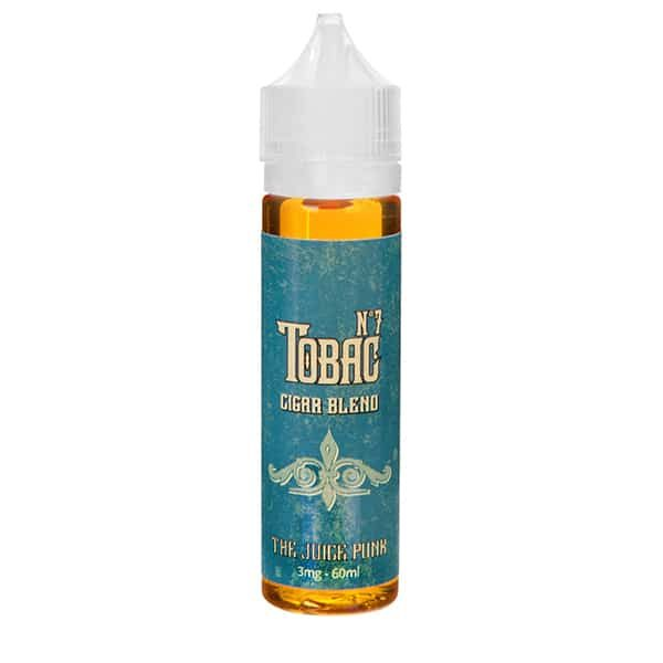 Tobac No7 Cigar Blend by The Juice Punk