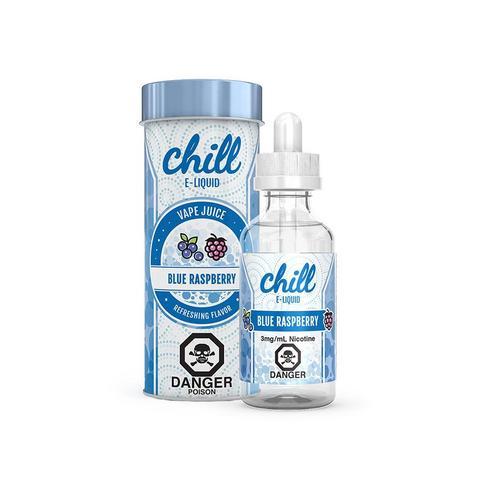 Blue Raspberry by Chill E-Liquids
