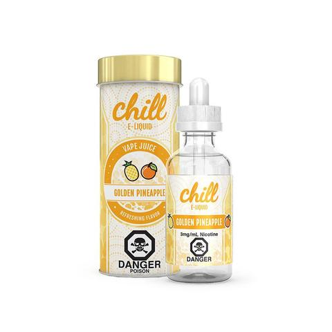 Golden Pineapple by Chill E-Liquids