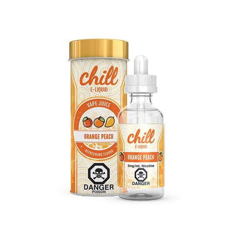 Orange Peach by Chill E-Liquid