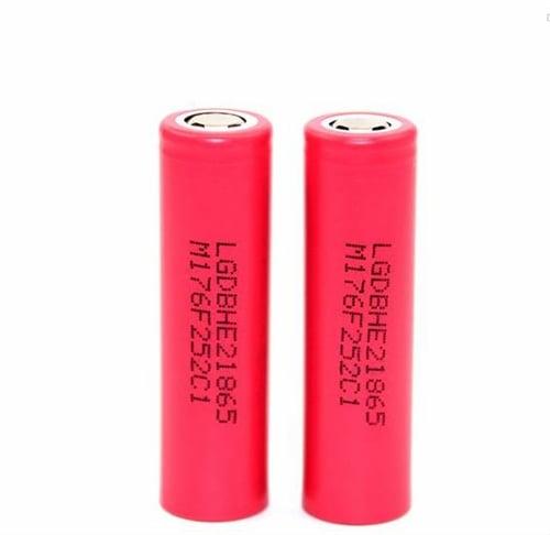 LG HE2 2500 mAh (20-Amp Limit)