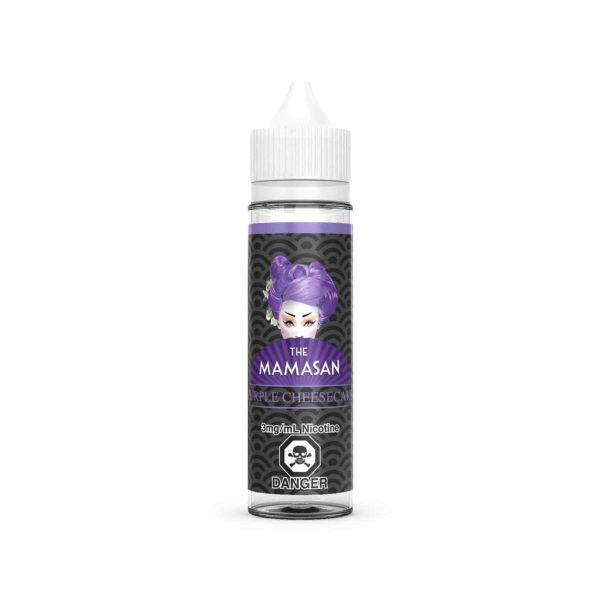 Purple Mamasan E-Liquid 60mL