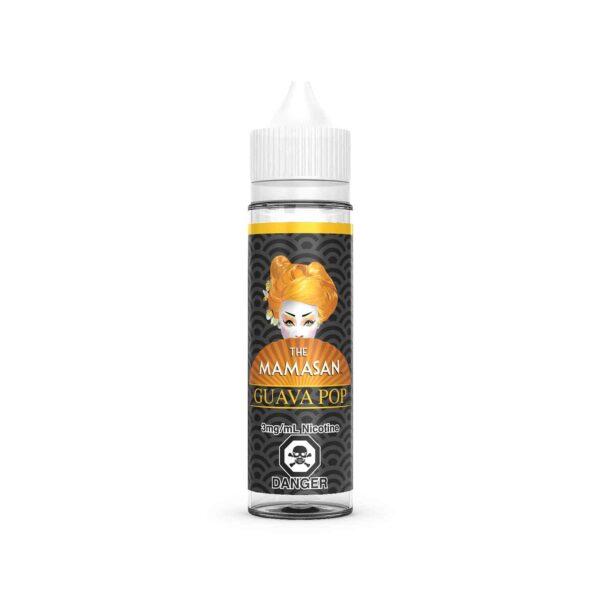 Guava Pop Mamasan E-Liquid 60mL
