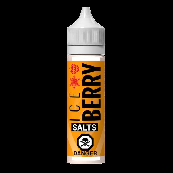 Ice Berry SALT E-Liquid 60ml Bottle
