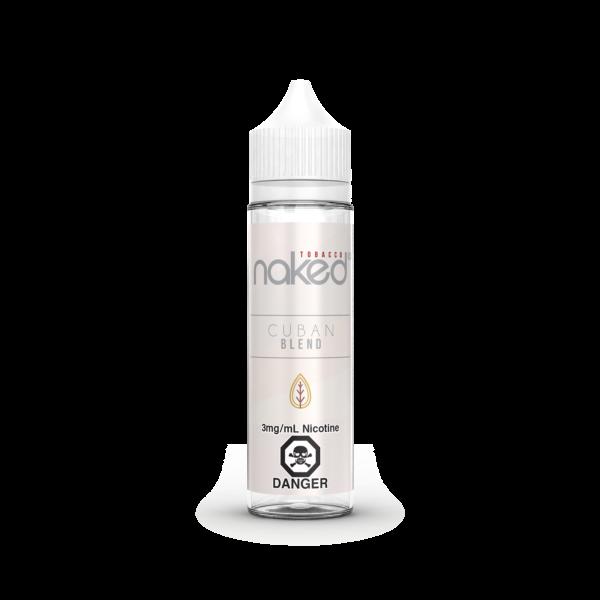 Cuban Blend Naked 100 E-Liquid 60ml