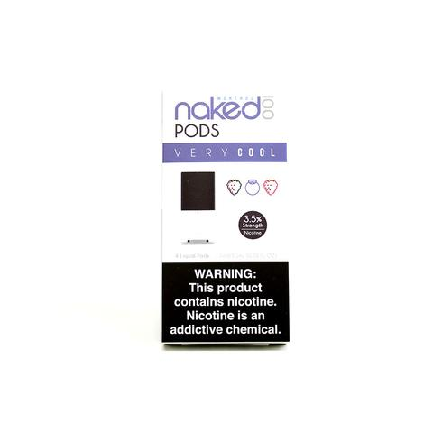 Very Cool Pods Naked 100