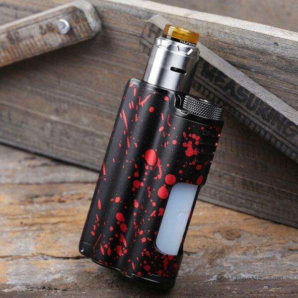 DOVPO Topside 90W Red Splatter