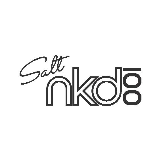 NKD 100 Salt E-Liquid Logo
