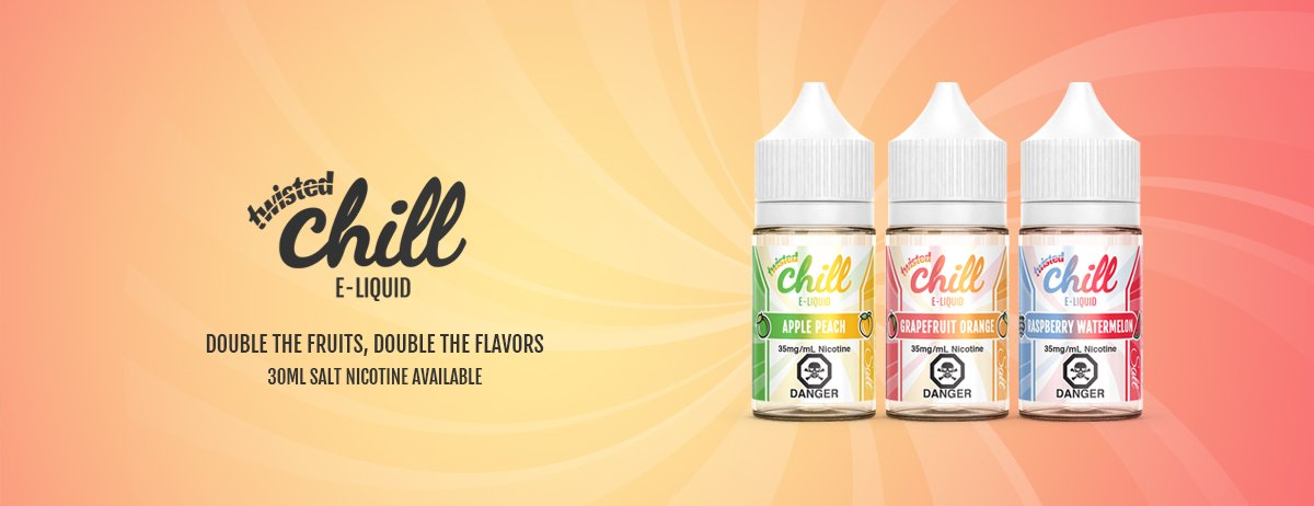 Chill Twisted Salt E-Liquid