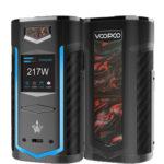 VooPoo X217 TC Box Mod Scarlet