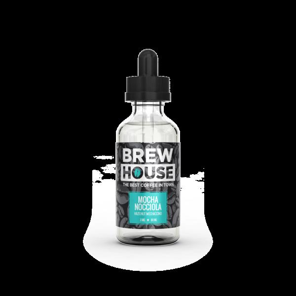 Mocha Nocciola E-Liquid by Brew House