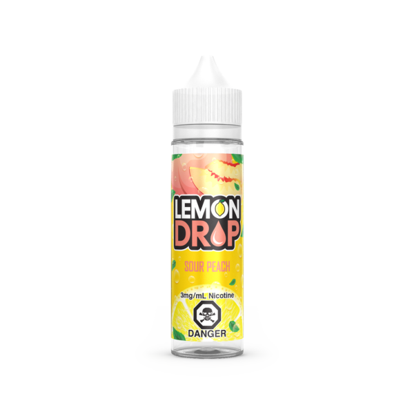 peach lemon drop e-liquid