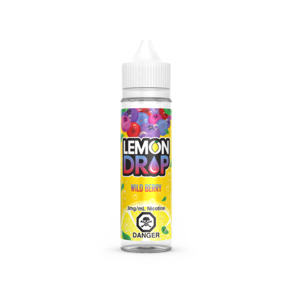Wild Berry Lemon Drop E-Liquid