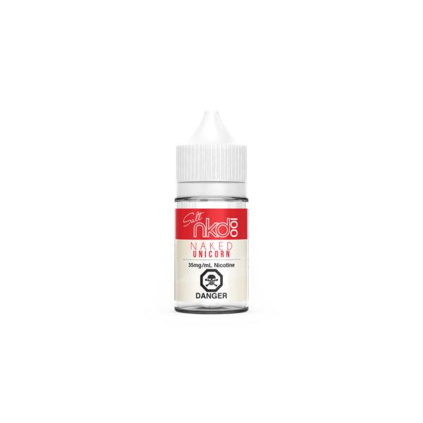 Strawberry SALT Naked 100 E-Liquid (Luscious Strawberry)