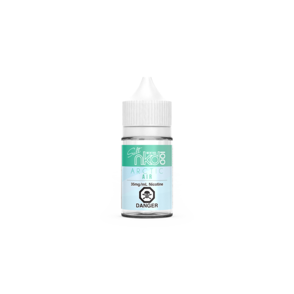 Mint SALT Naked 100 E-Liquid 30ml (Arctic Air)