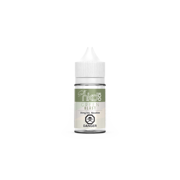 Melon Kiwi SALT Naked 100 E-Liquid - 30ml (Green Blast)