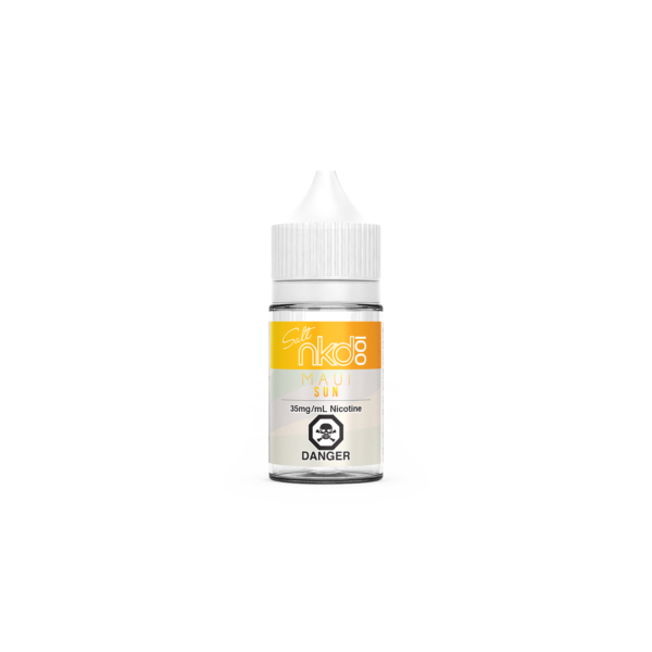 Maui Sun Salt E-Liquid by Naked 100