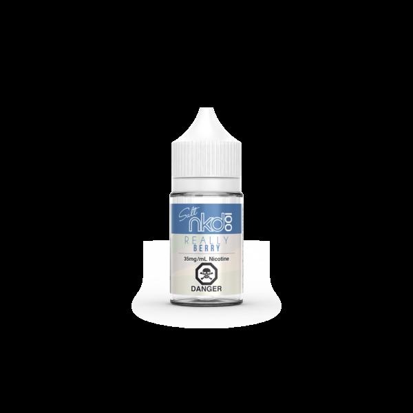 Really Berry Salt Naked 100 E-Liquid 30ml