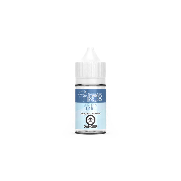 Berry SALT Naked 100 E-Liquid (Very Cool)