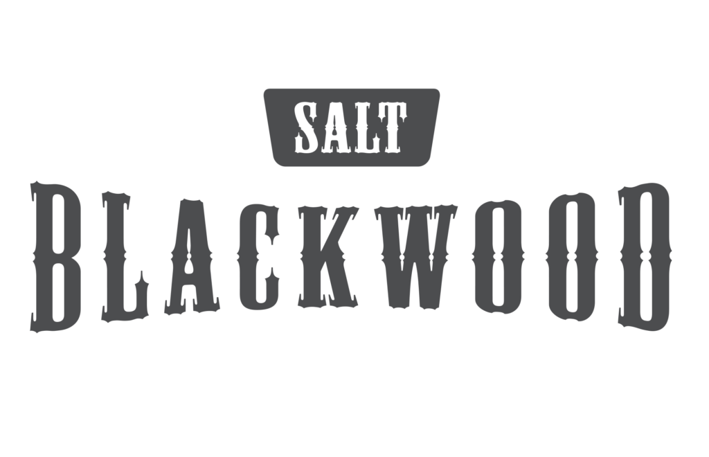 Blackwood Salt E-Liquid Logo