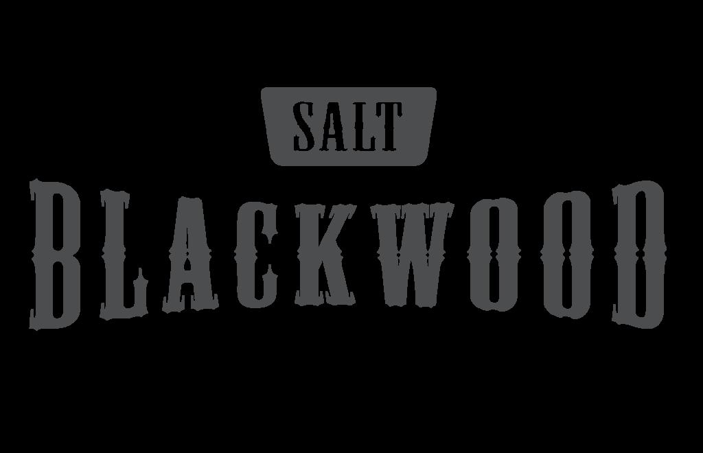 Blackwood Salt E-Liquid Logo