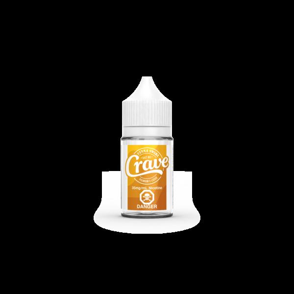 Cinna Swirl Salt E-Liquid by Crave