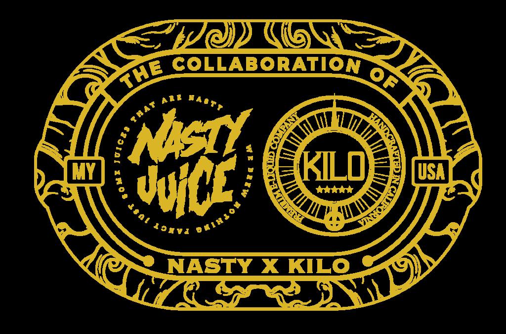 Nasty X Kilo E-Liquid Brand Logo