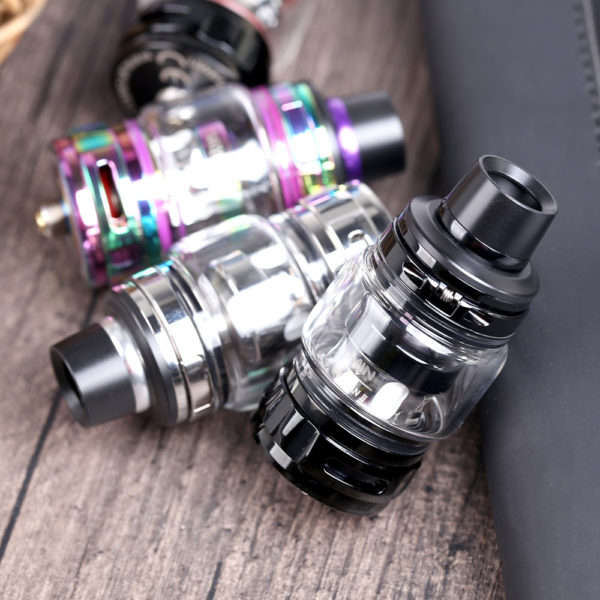 UWELL Valyrian 2 Tank Black Silver and Iridescent
