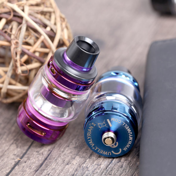 UWELL Valyrian 2 Tank Purple and Blue Version