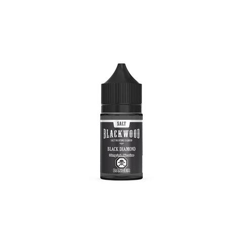 Black Diamond Salt E-Juice by Blackwood