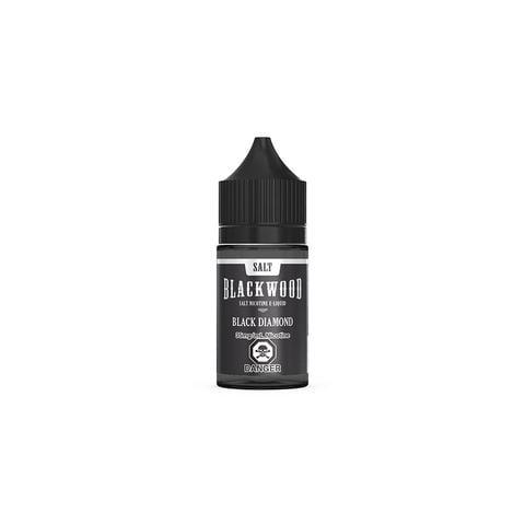 Black Diamond Salt E-Juice by Blackwood