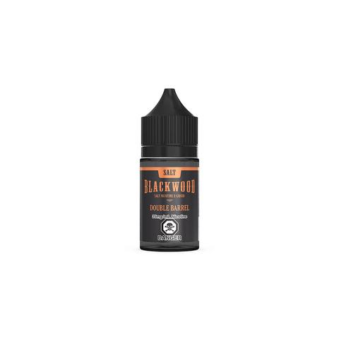 Double Barrel Nicotine Salt E-Liquid