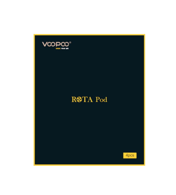 VooPoo Rota Replacement Pods