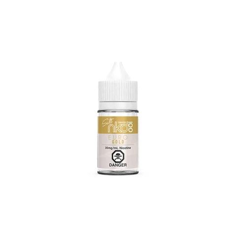 Euro Gold Salt naked 100 E-Liquid 30ml