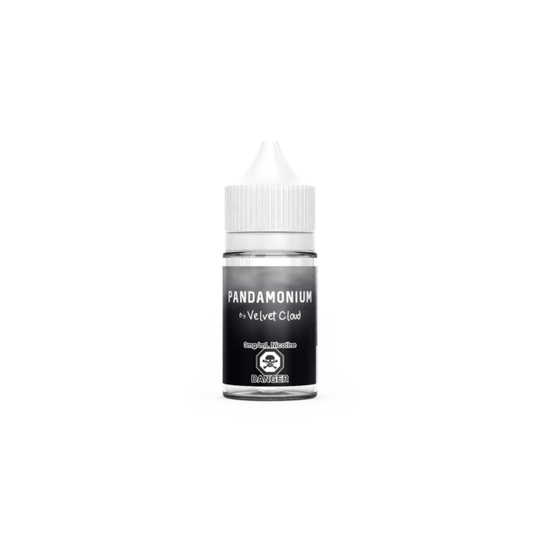 Pandamonium E-Liquid by Velvet Cloud