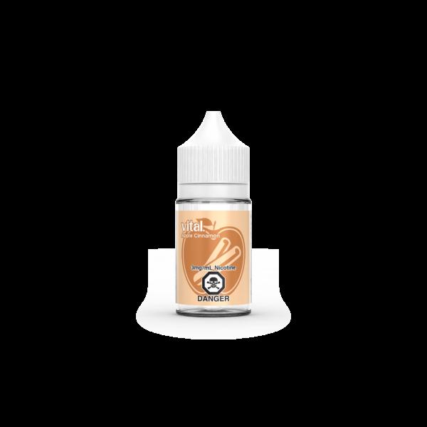 Apple Cinnamon E-Liquid 30ml bottle