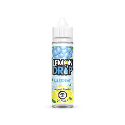 Blue Raspberry E-Liquid by Lemon Drop Ice