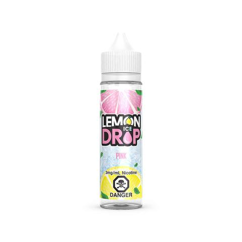 Pink E-Liquid by Lemon Drop Ice