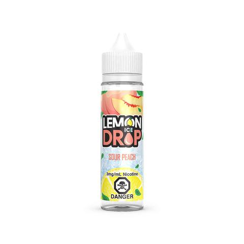 Sour Peach E-Liquid by Lemon Drop Ice